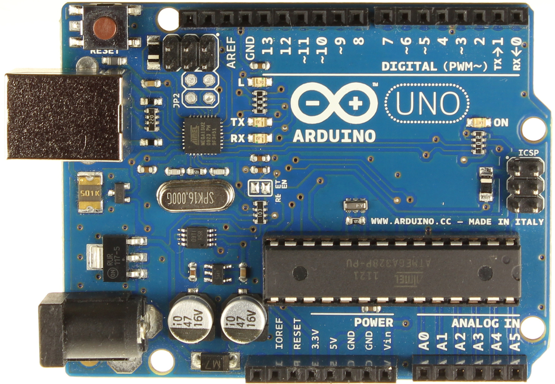 Picture of Set Up Arduino Board