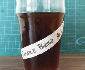 Simple Beer #1