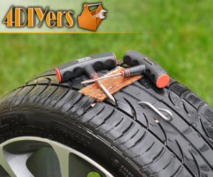 How to Repair a Tire Leak Using a Plug - Everything You Need to Know