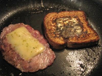 Ham Sandwich Variation