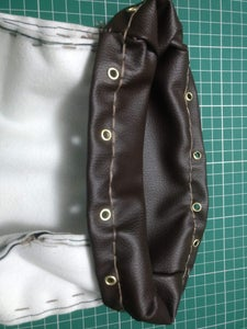 Rivets for the Drawstring