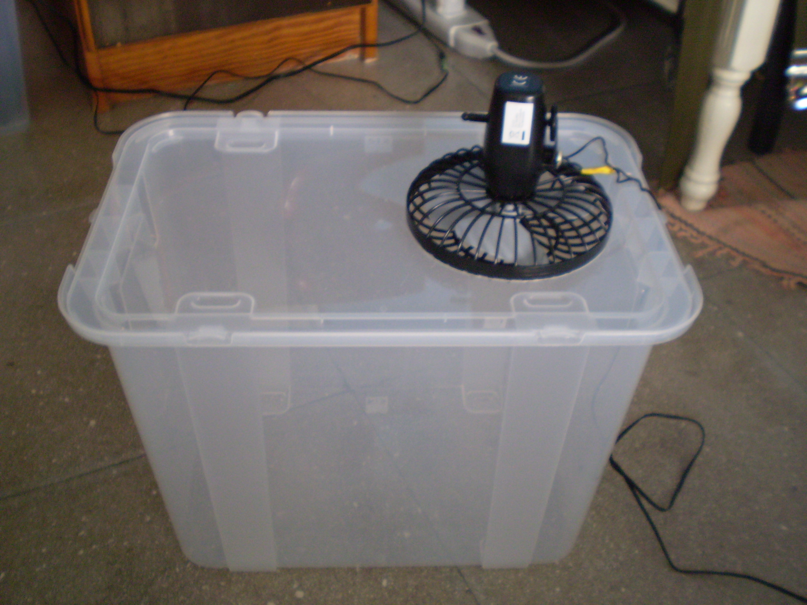 Picture of Attach the Fan
