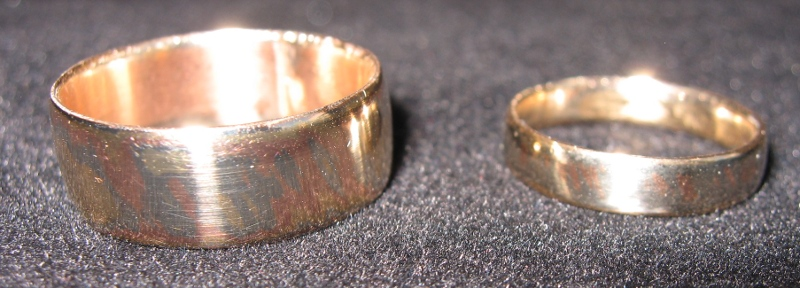 Picture of Apply Rings to Spouse, Exchange Vows, Get Married!