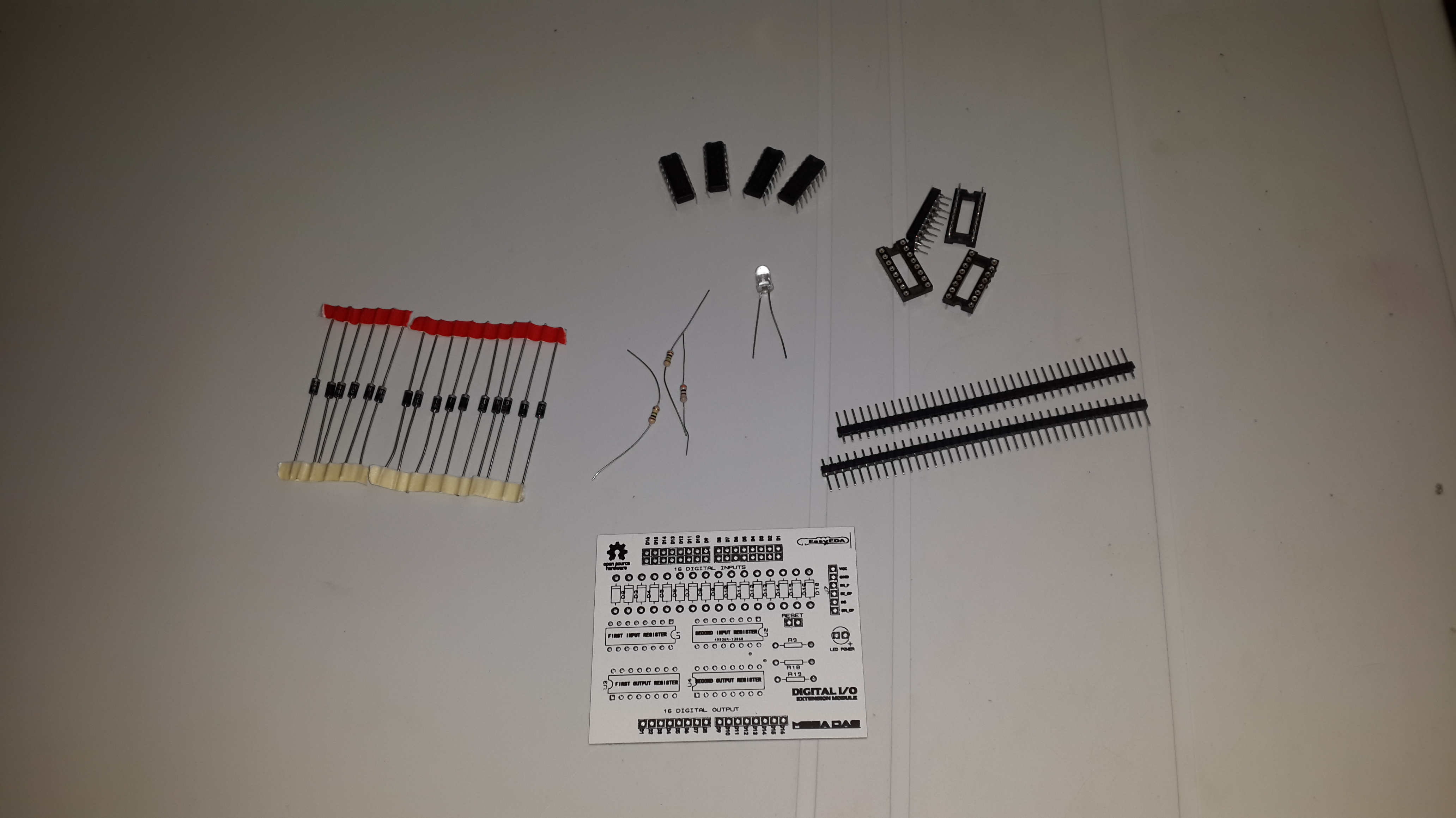 Picture of What You Need to Make This Project