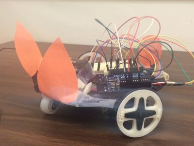 Clap-Controlled Robot: How to Train Your Bunny