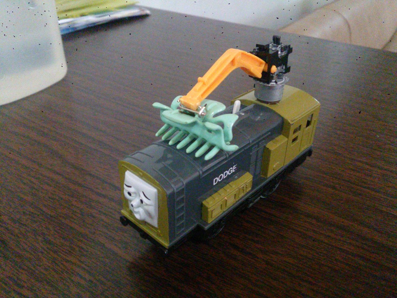 Picture of DIY : Diesel 10 Excavator Arm