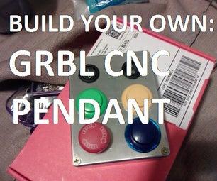 Make Your Own GRBL CNC Pendant