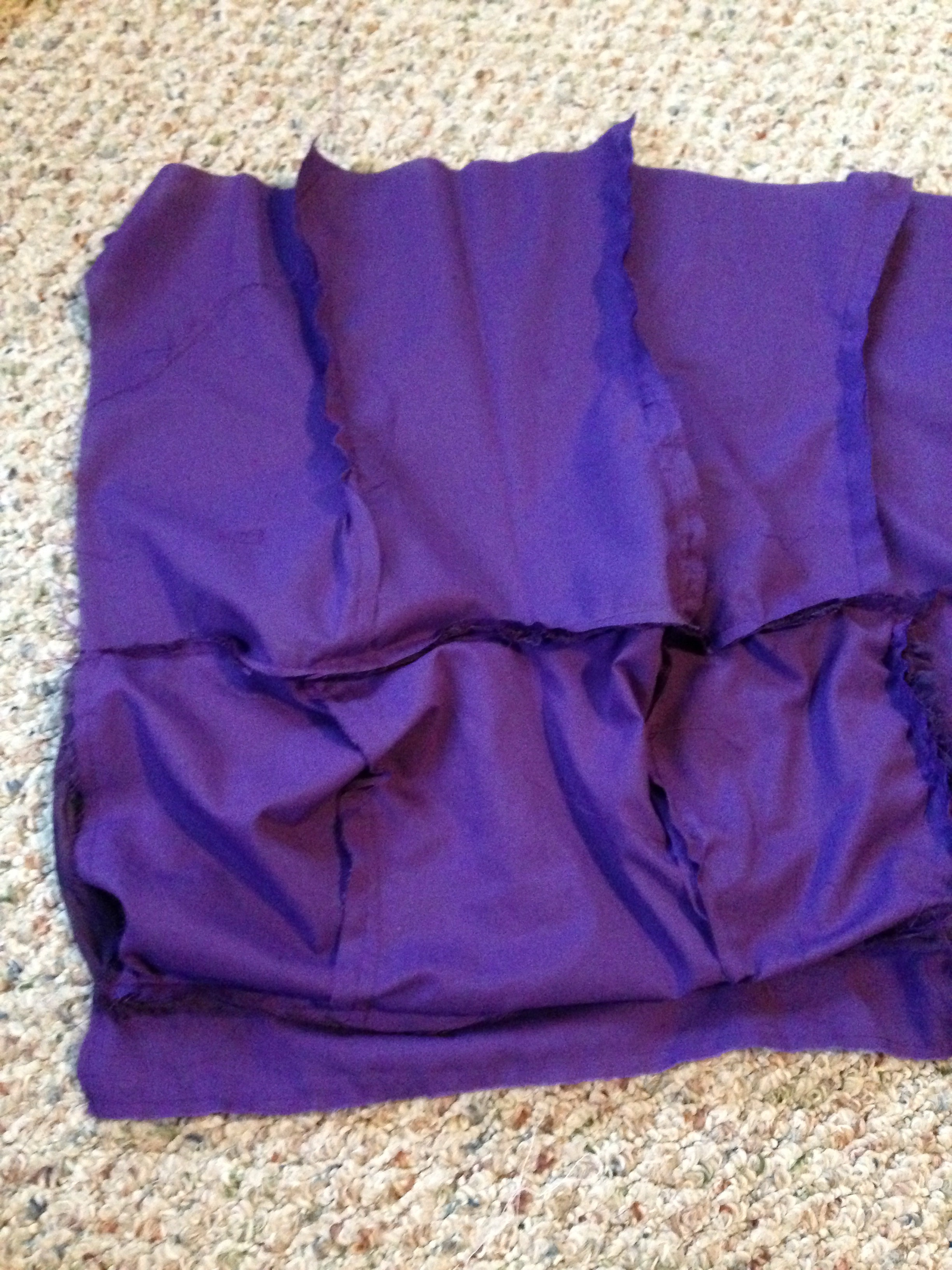 Picture of Sew the Lining to the Bodice!