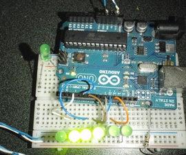 Random Arduino LED Fader.