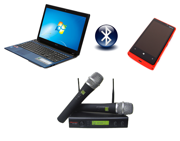Picture of Use Your Windows Phone Device As a Wireless Microphone