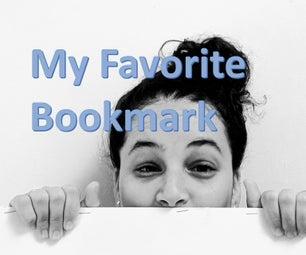 My Favorite Bookmark