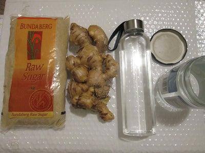 Make the Ginger Bug