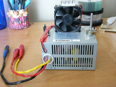 My Suped Up PowerSupply!