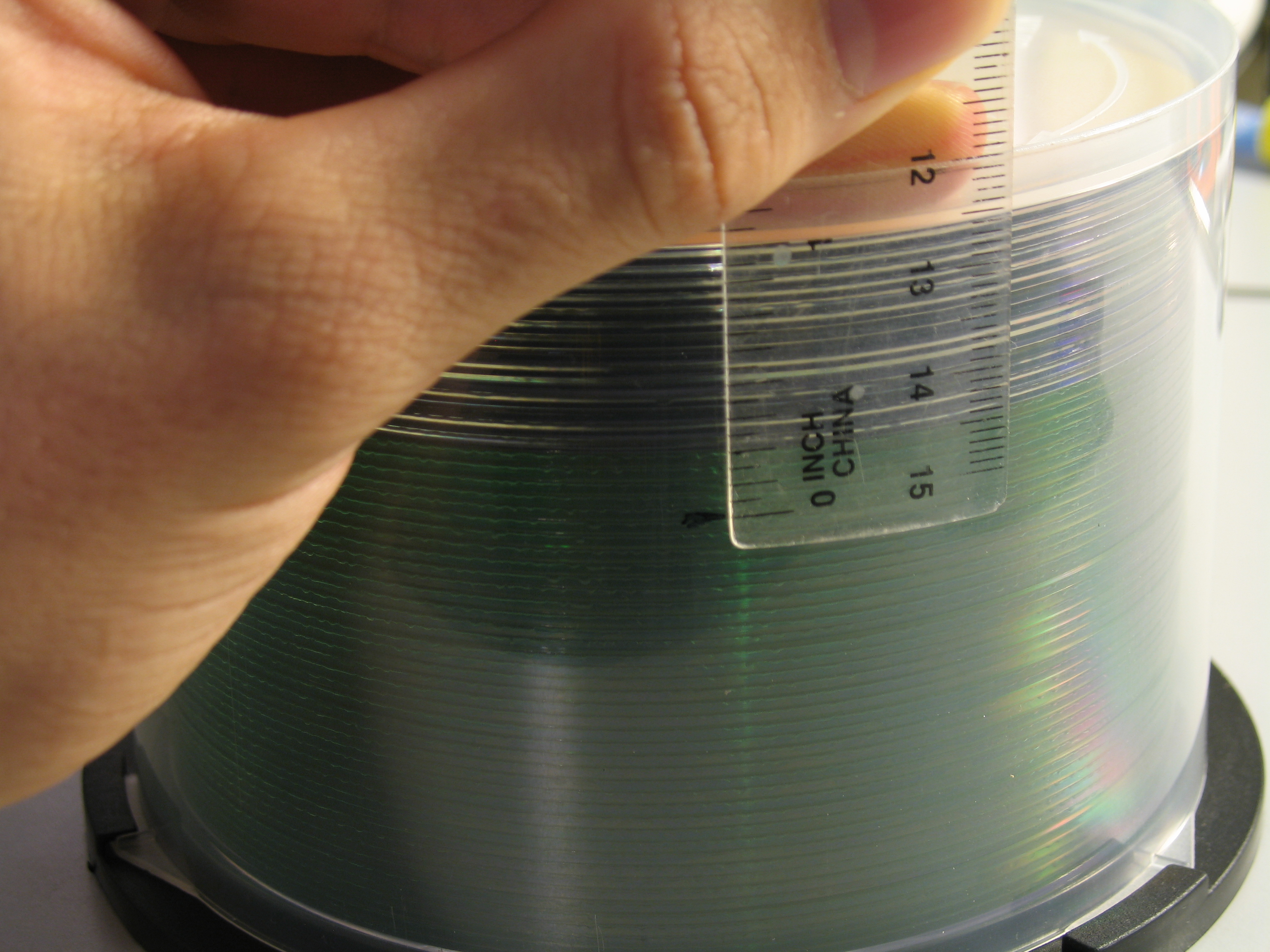 Picture of Cut CD Tower