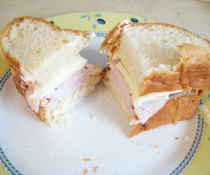 The Best Turkey Sandwich Ever