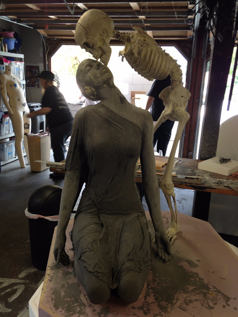 Picture of Monster Mud the Female Body Form