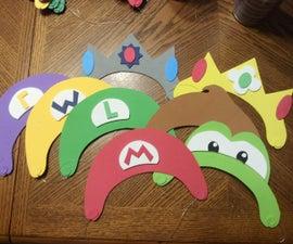 Mario Party 10 Character Hats