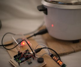Cheap and effective Sous Vide cooker (Arduino powered)