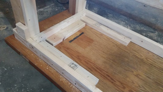Assembly Table Top