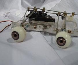 Arduino Animatronic Eyes