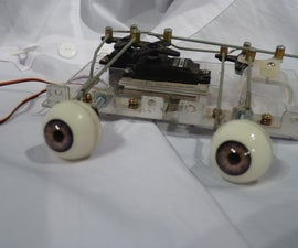 Arduino Animatronic Eyes
