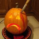 The Bleeding Pumpkin
