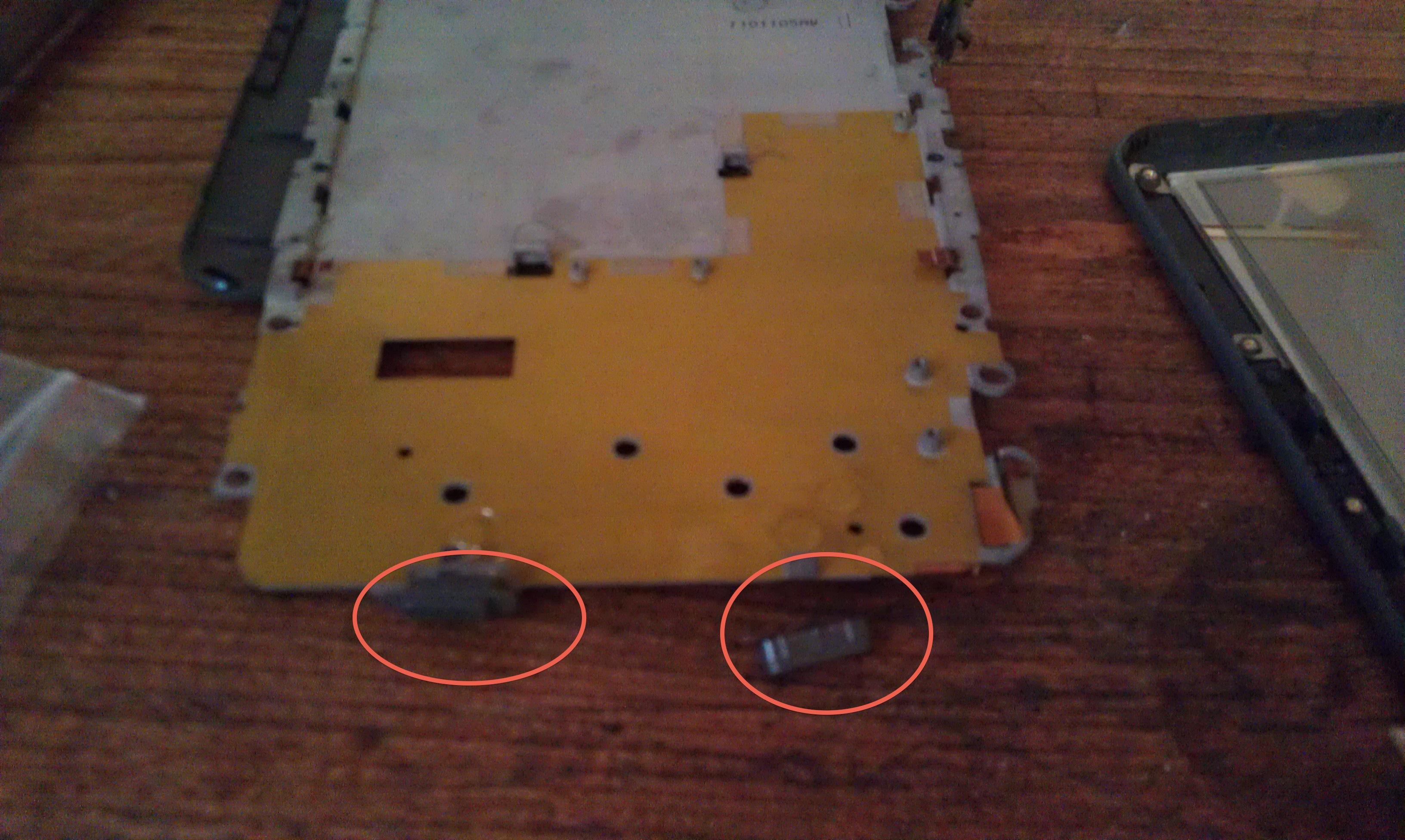 Picture of Remove Midboard