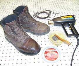 Boot Waterproofing