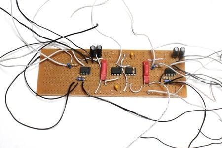 3rd Circuit - the Last Flashing LED