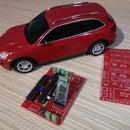 Bluetooth RC Car by Ardumotive