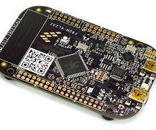 Usando el sensor capacitivo de la KInets FRDM-KL25Z.