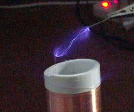 Tesla Coils for Dummies