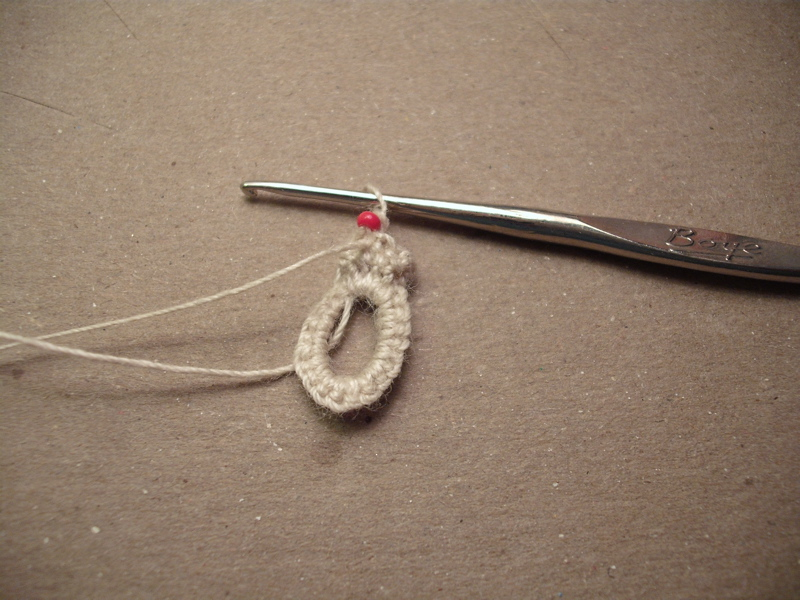 Picture of Adding Beads