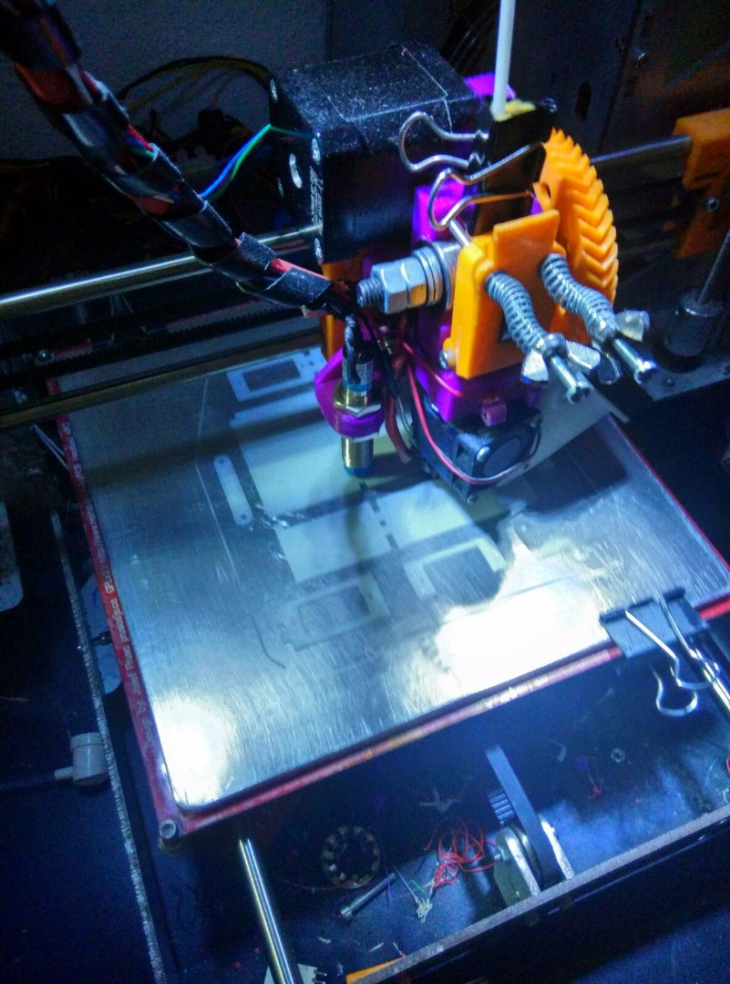 Picture of Laser Printing