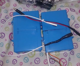 How to make an external battery pack for macbook air for under 30$