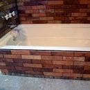 TILING a BATHTUB PANEL