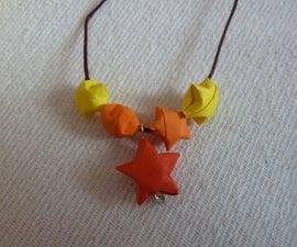Lucky star necklace