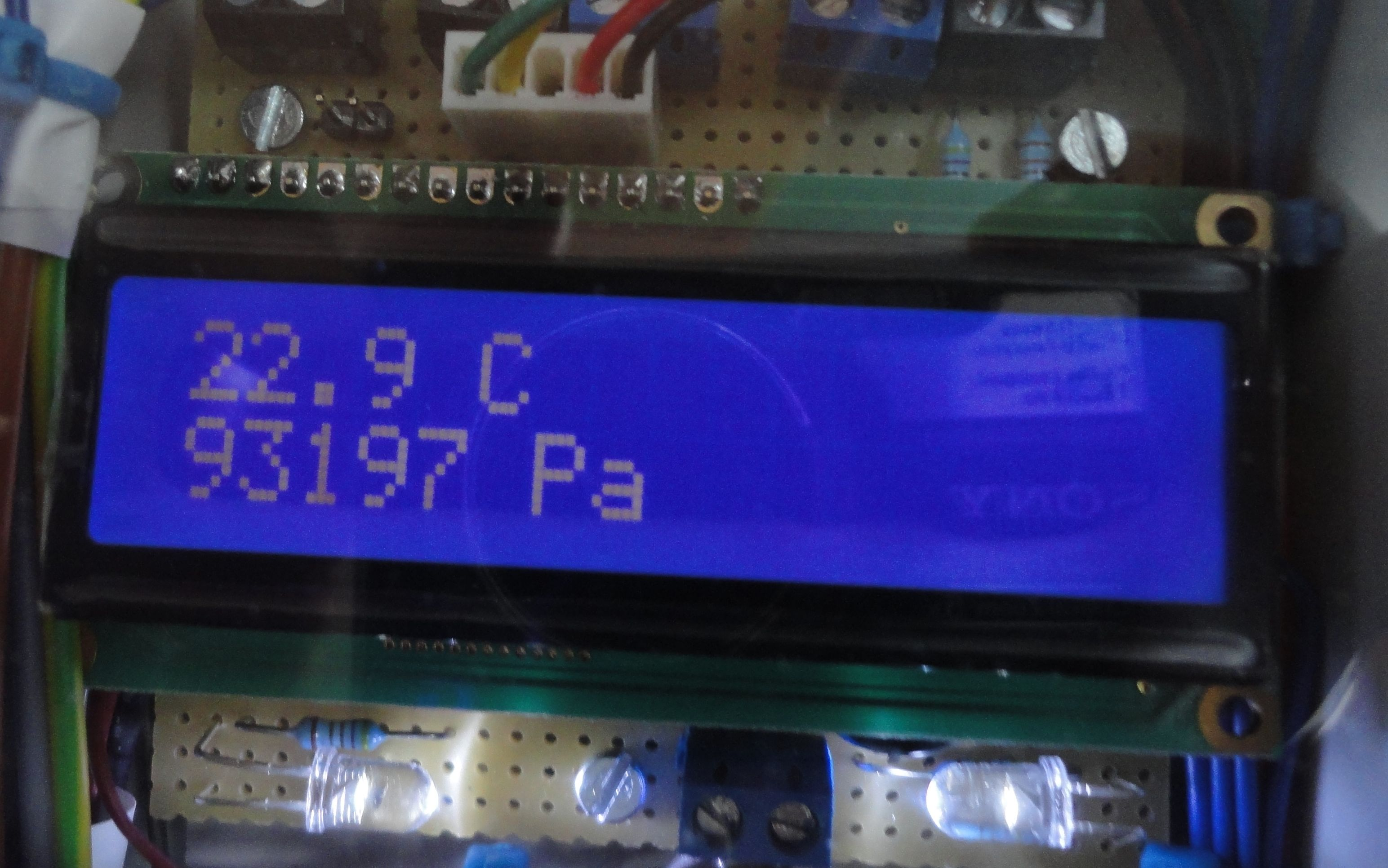 Picture of Weather Monitor