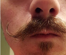 Taming a Mustache