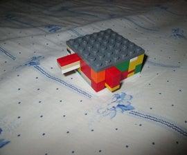 Nano lego puzzle box