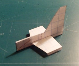 How To Make The Gnat Paper Airplane