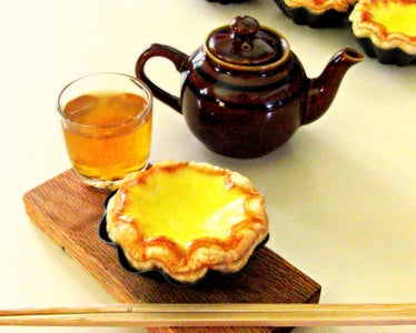 How to Make Chinese Egg Tarts