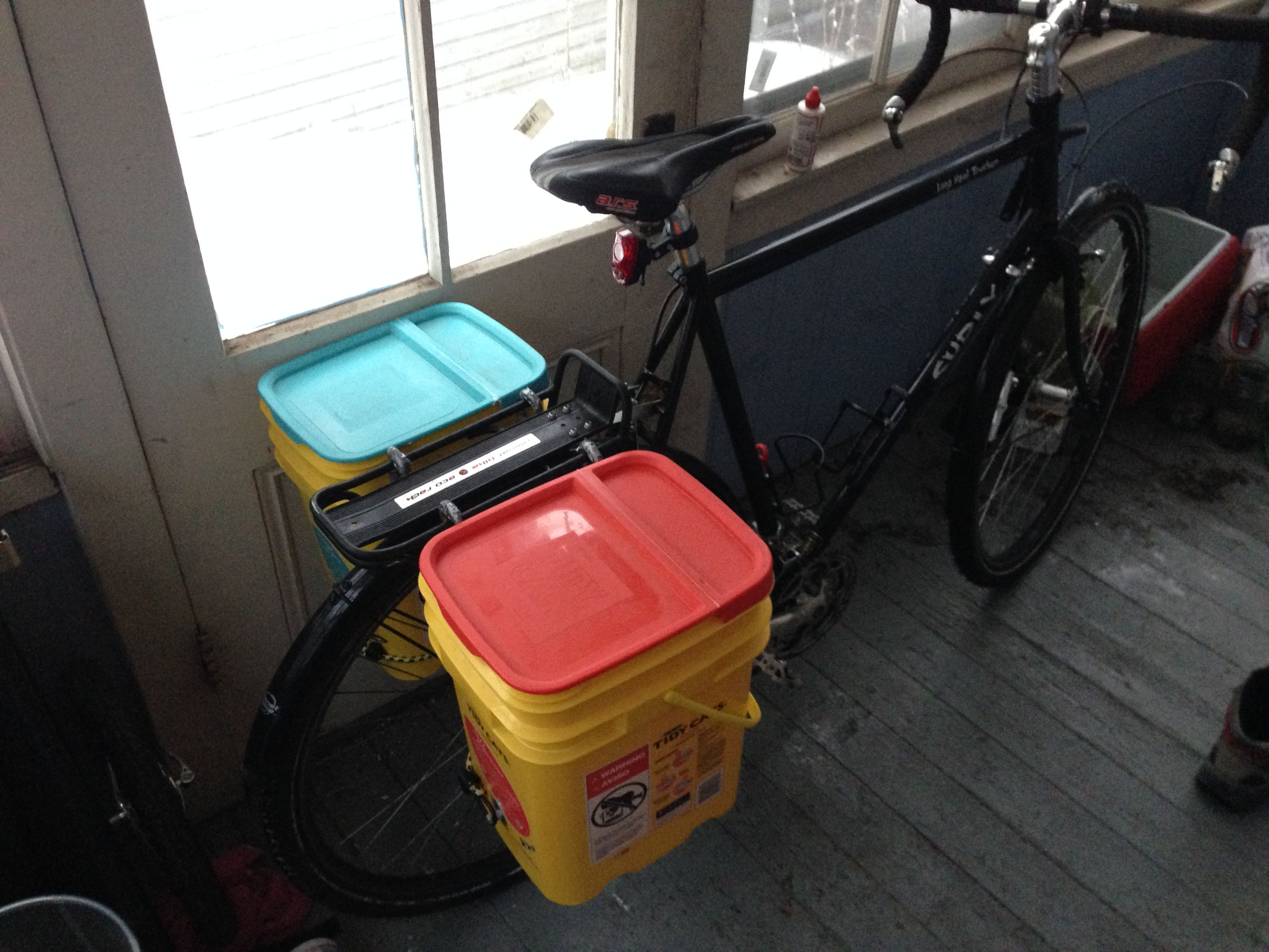 Picture of Another Kitty Litter Bike Pannier