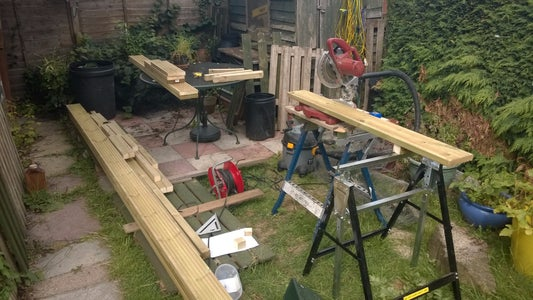 Cutting Timber to Size and Finishing