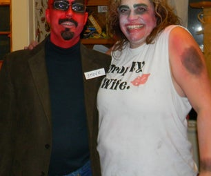 Trophy Zombie Wife and Steve Jobs