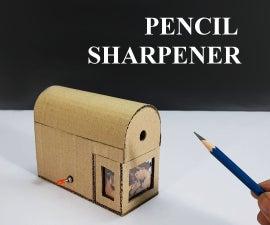 Electric Pencil Sharpener Machine