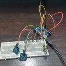 Potenciometro, Botones y Arduino UNO como Joystick