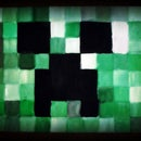 Creeper A2 Painting