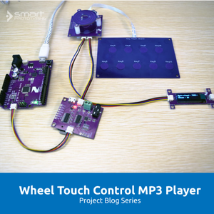 How to Use Touch Sensor Wheel With MP3 Player