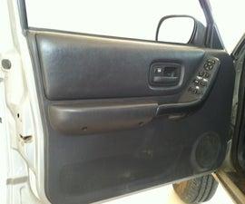Replace the Window Regulator in a Jeep Cherokee